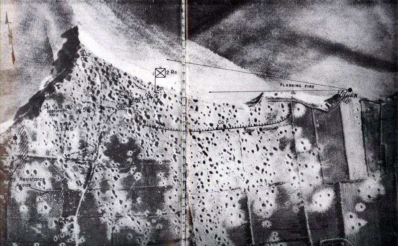 2 - Les bombardements aériens préalables au débarquement du D-DAY Map-pd10