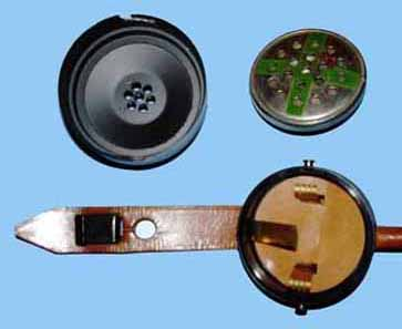 Lichtsprechgerät 80/80 ou la transmission sans fils !!!! Micro-11