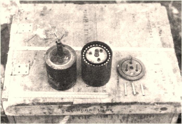 5 - Le déminage (Vierville sur Mer) Mines-10