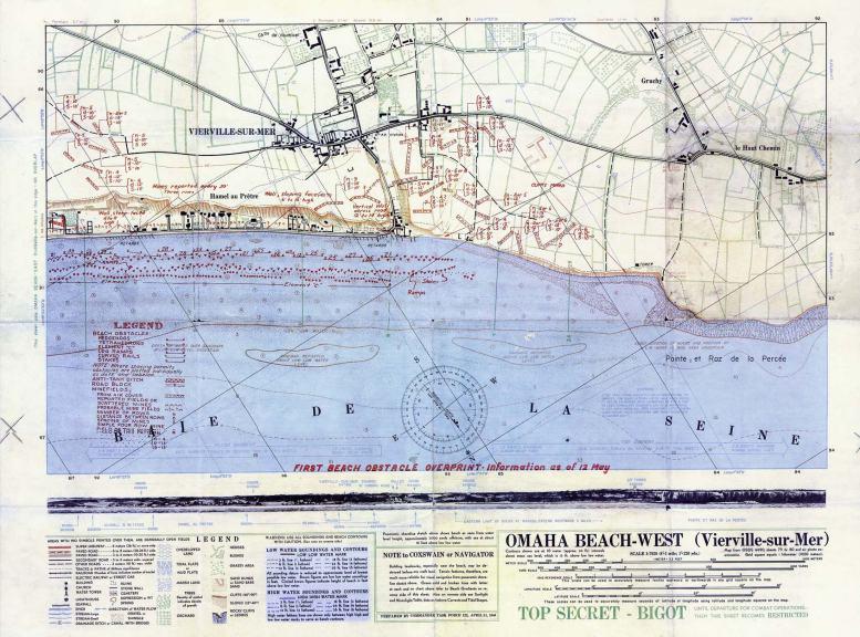 1 - Les plans de débarquement pour le Jour J Omaha_12