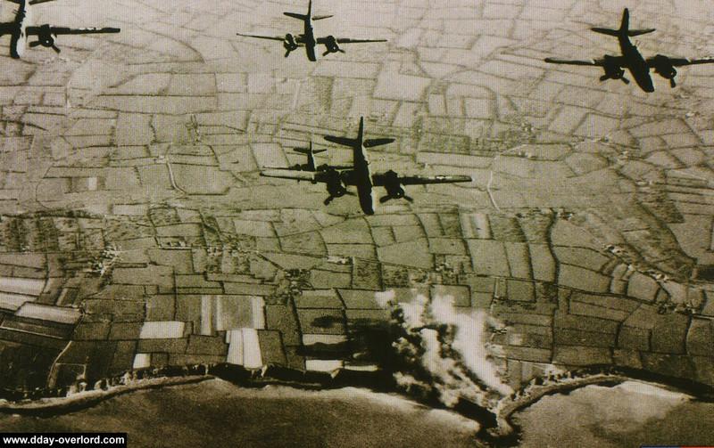 2 - Les bombardements aériens préalables au débarquement du D-DAY Pointe10