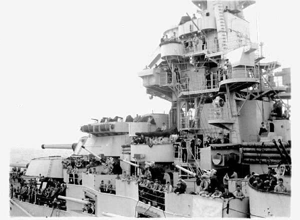3 - Les forces navales et les bombardements navals prévus sur Omaha Beach le D DAY Texas210