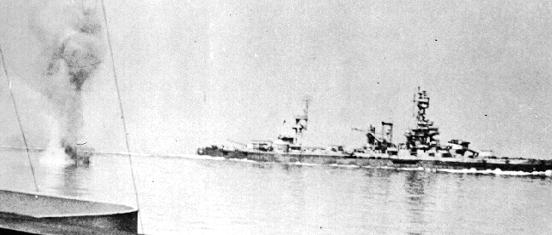 3 - Les forces navales et les bombardements navals prévus sur Omaha Beach le D DAY Texasa10