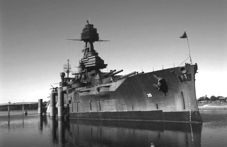 3 - Les forces navales et les bombardements navals prévus sur Omaha Beach le D DAY Usstex10