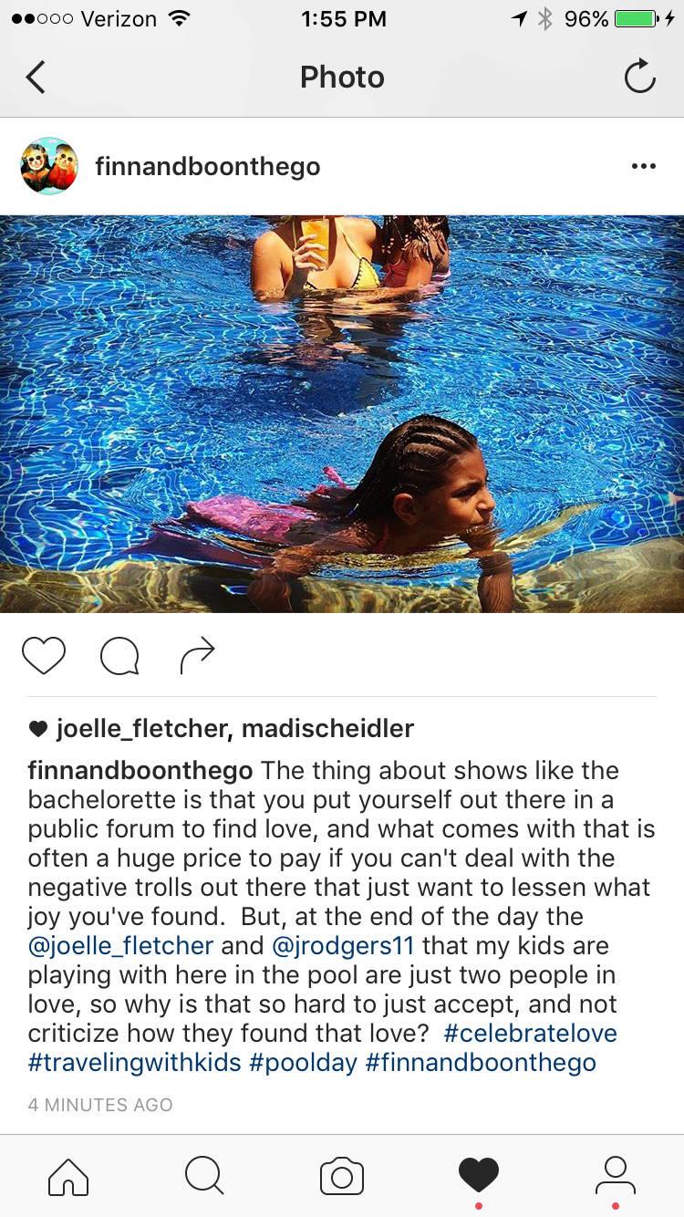 JoJo Fletcher - Jordan Rodgers - FAN Forum - SM - Fan Vids - S/Caps - NO Discussion  - Page 3 Image92