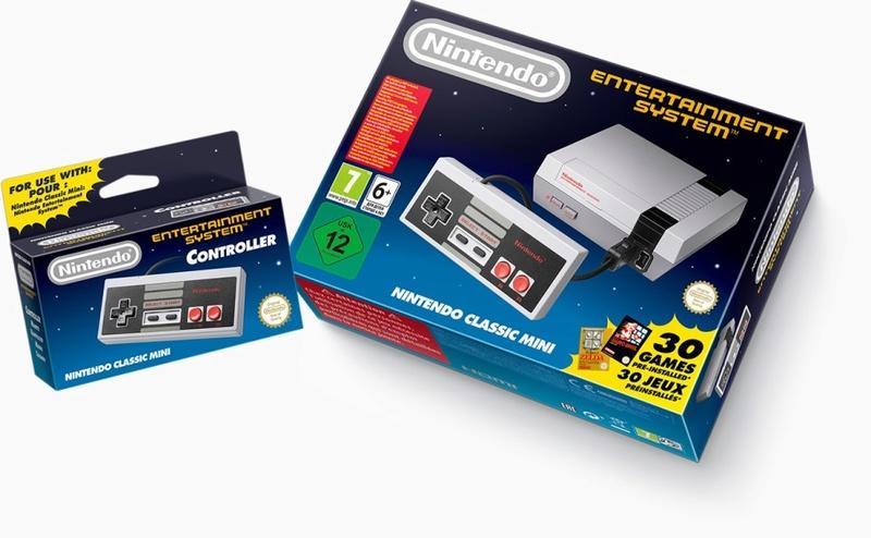 Nintendo ré-édite la NES 26a2dc10