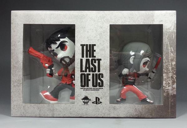 The Last of Us - vinyl figure set Lou-nd10
