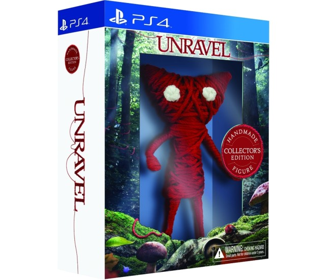 Unravel Collector Ps410