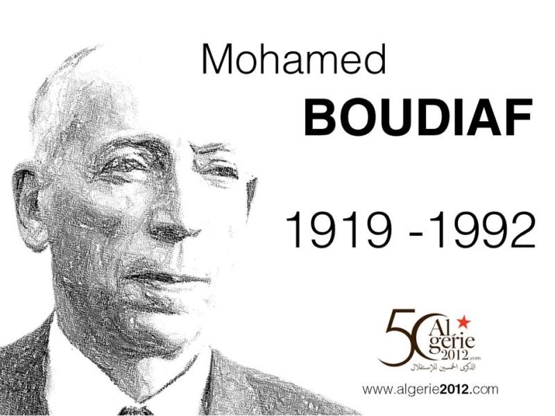 A quand un hommage à Mohamed Boudiaf à Aokas ?  213