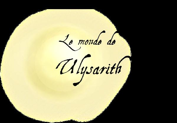 Le monde de Ulysarith