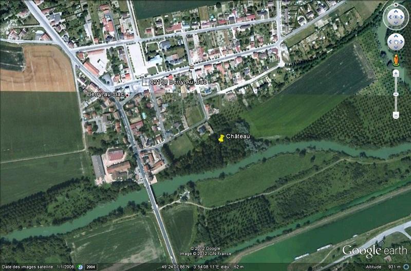Le château de Berry-au-bac Chat-b13