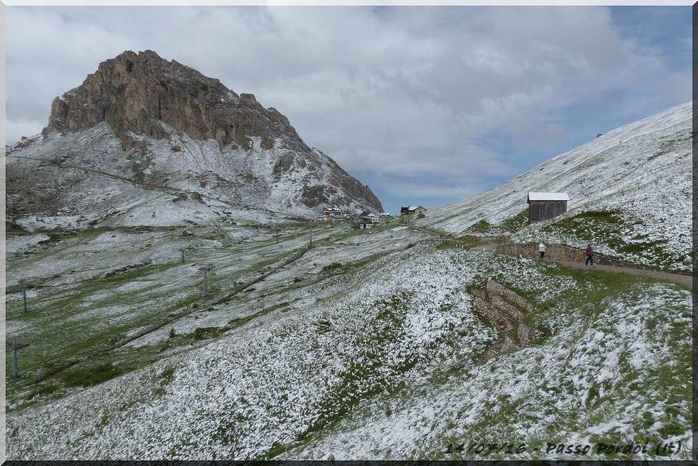 Alpes orientales J6 - Passo Pordoi, Passo Sella (It) P1140012