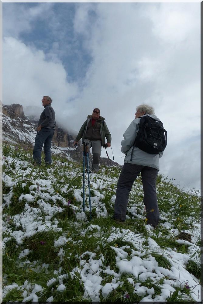 Alpes orientales J6 - Passo Pordoi, Passo Sella (It) P1140016