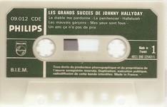 la 1ère cassette audio Casset15