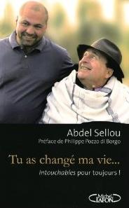 TU AS CHANGE MA VIE ... INTOUCHABLES POUR TOUJOURS ! de Abdel Sellou La-con12