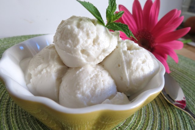 Recept za domaći sladoled sa jogurtom i voćem Sladol10