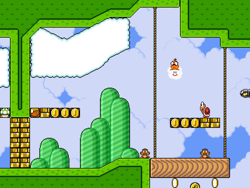 Mario's Epic Days HD Edition! (DEMO AVAILABLE) Screen23