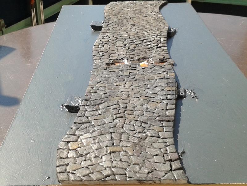 Die alte Moorstecherstraße – Kopfsteinpflaster Brett_11