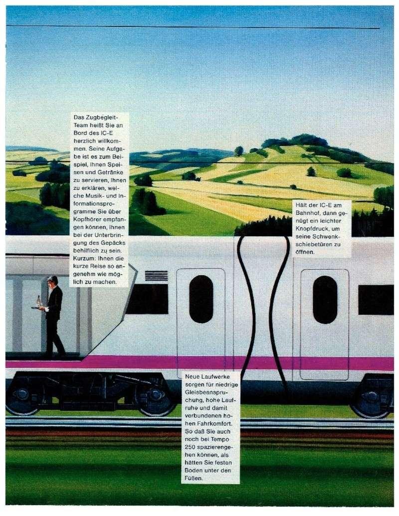 Werbung IC-E von 1985 Ice-1914