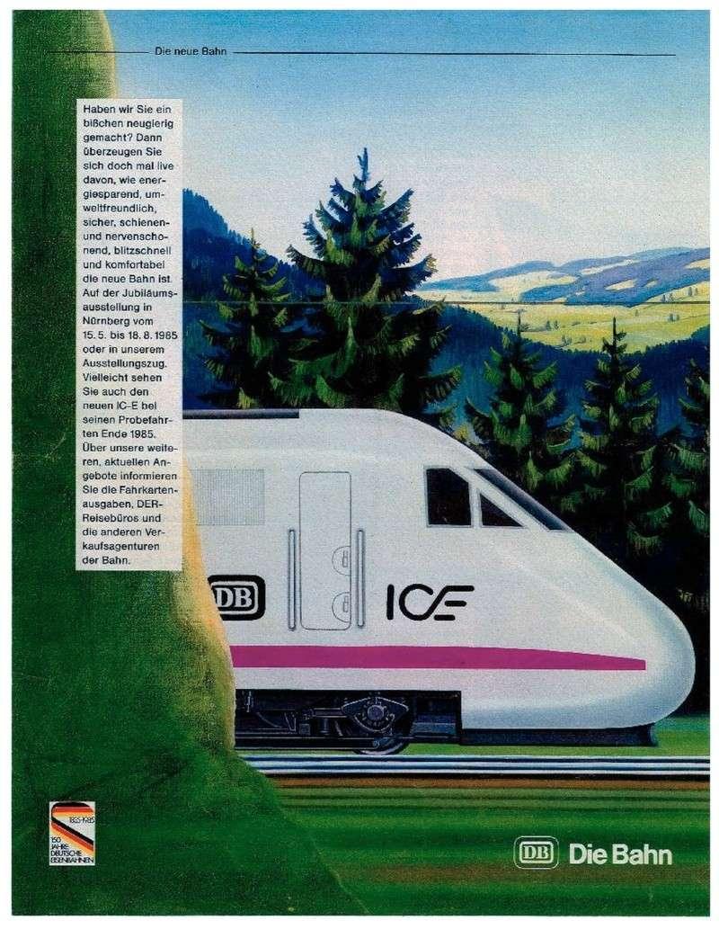 Werbung IC-E von 1985 Ice-1921