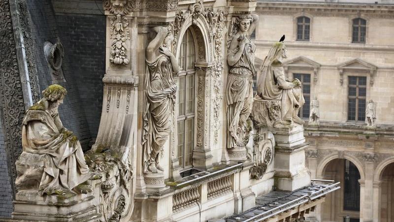 Arte 09/07 : Les batailles du Louvre (1 & 2) 05515911