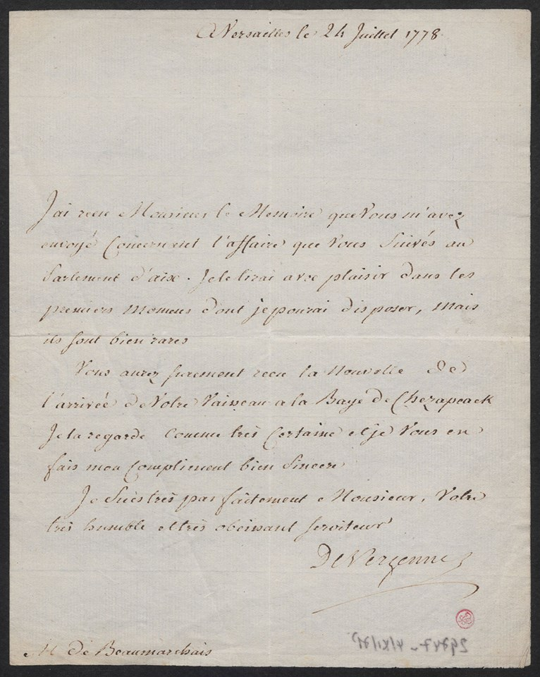L'Ami américain :  les français et l'Indépendance américaine 13568810