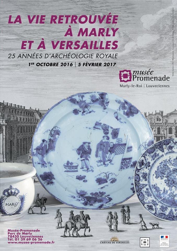La vie retrouvée à Marly et à Versailles 13901310