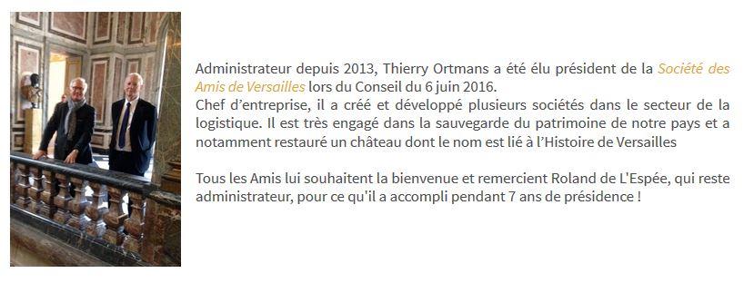 Thierry Ortmans, nouveau Président des Amis de Versailles Amis_d10