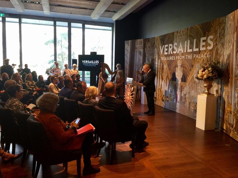 Trésors de Versailles, Nat.Gall.Austalia, Canberra - 12/2016 Cnnbr310