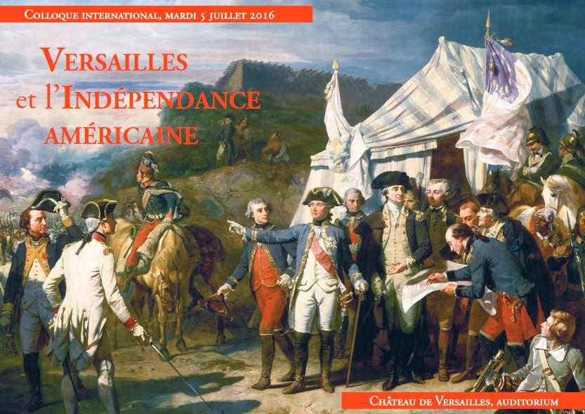 Colloque Versailles et l'Indépendance américaine  Colloq10