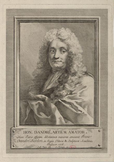 Marseille au XVIIIe siècle Les années de l'Académie Dandry11