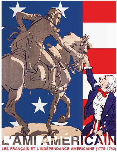 L'Ami américain :  les français et l'Indépendance américaine Indepe10