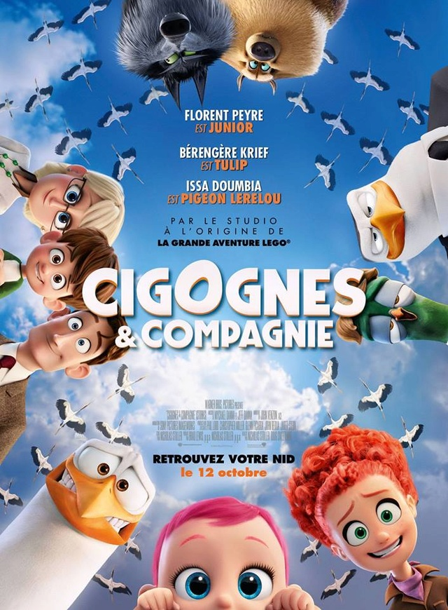 [Warner Animation Group] Cigognes et Compagnie (12 octobre 2016) 13626310