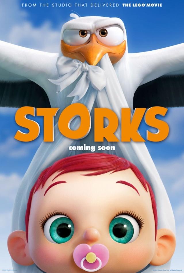 [Warner Animation Group] Cigognes et Compagnie (12 octobre 2016) Storks10