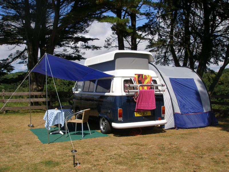 Campsites in Cornwall 00911