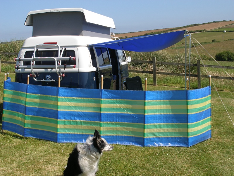 Campsites in Cornwall 07511