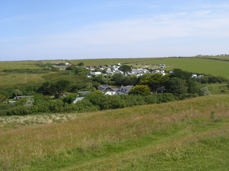 Campsites in Cornwall 08011