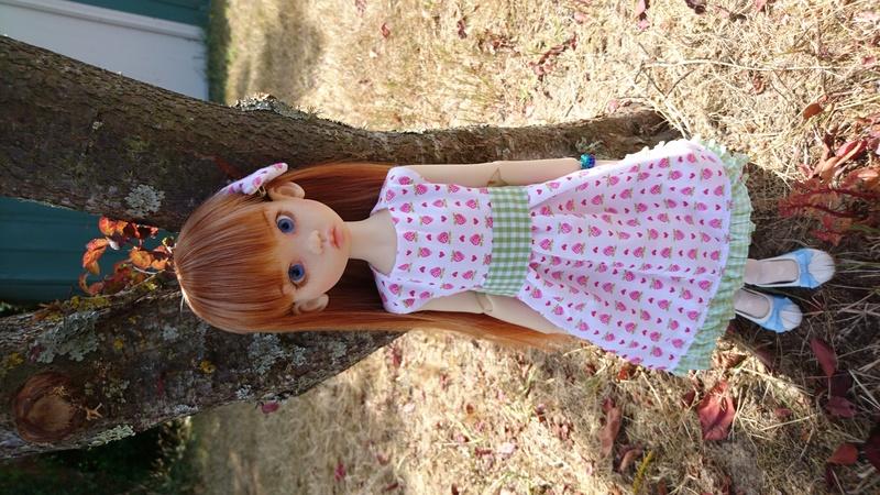 Gracie a un nouveau make up et nouvelle tenue le 15/08/16 - Page 5 Dsc_0015