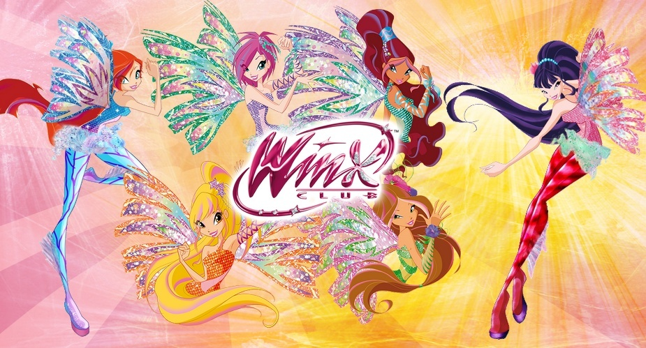Wonderfull PopPixie & Winx Club