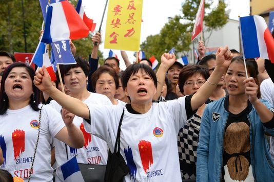 Agressions contre la communauté asiatique à Aubervilliers et ailleurs 49858110