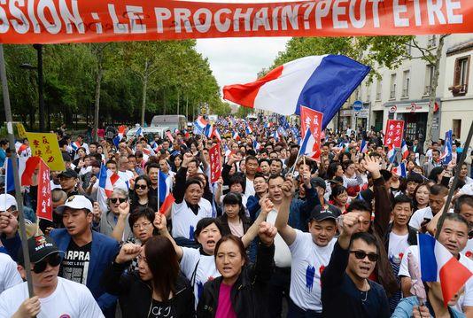 Agressions contre la communauté asiatique à Aubervilliers et ailleurs 49858112