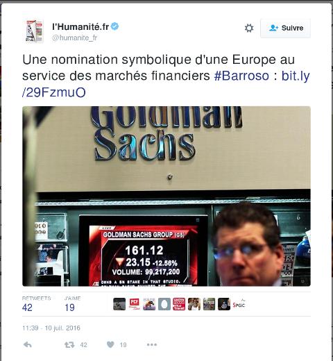 UE - Embauche de Manuel Barroso par Goldman Sachs Captur21