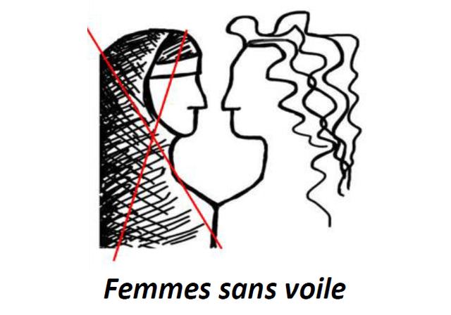 Voile islamique au Maghreb Femmes10