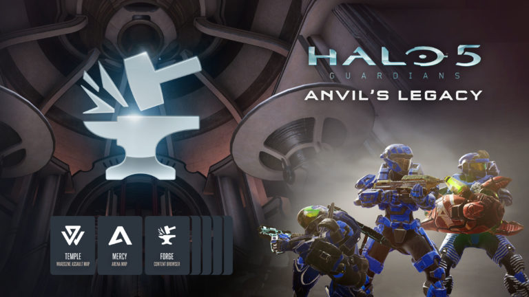 Update - Anvil's Legacy -->08/09/16<-- Halo-523