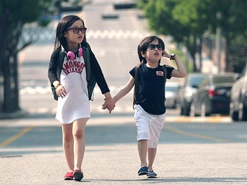 Lorsque les petits s'habillent comme les grands !  Tumblr10