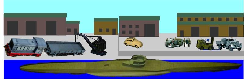 Mission U-boat Montag10