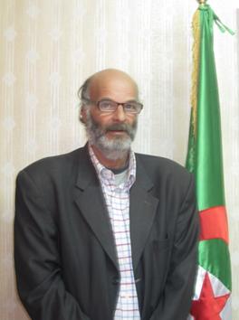 كلمة رئيس المجلس العلمي لمعهد الآثار بالجزائر Rcs10
