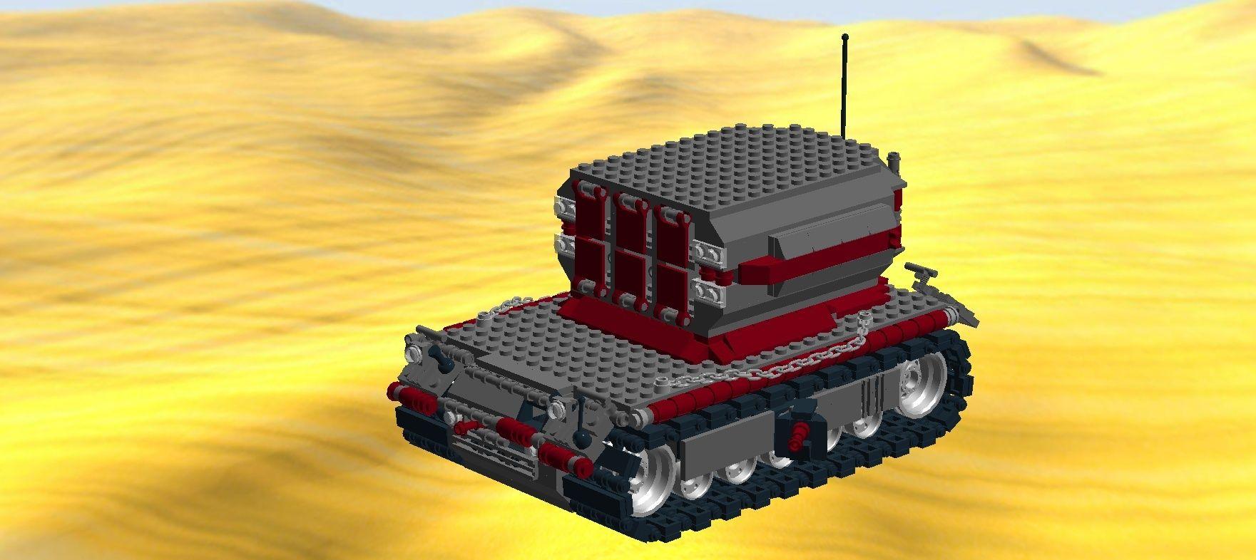 Tanks Database Cyclon10