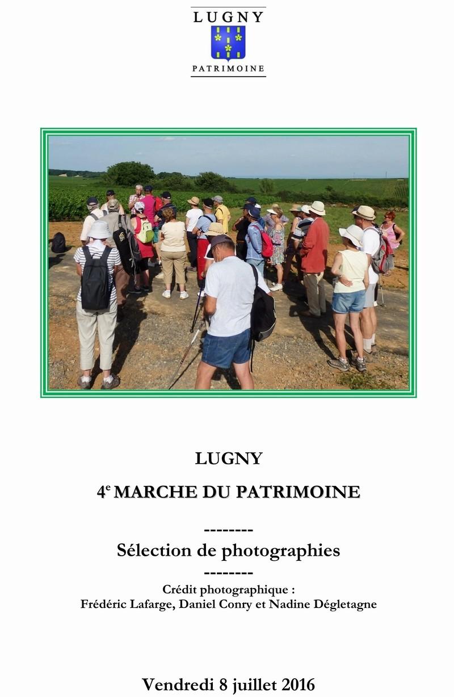 """Lugny (71) : photos de la 4e marche du patrimoine (vendredi 8 juillet 2016) """"Les marcheurs incollables sur le patrimoine"""" (""""Le JSL"""" du mardi 12 juillet 2016) 01_cop10"""