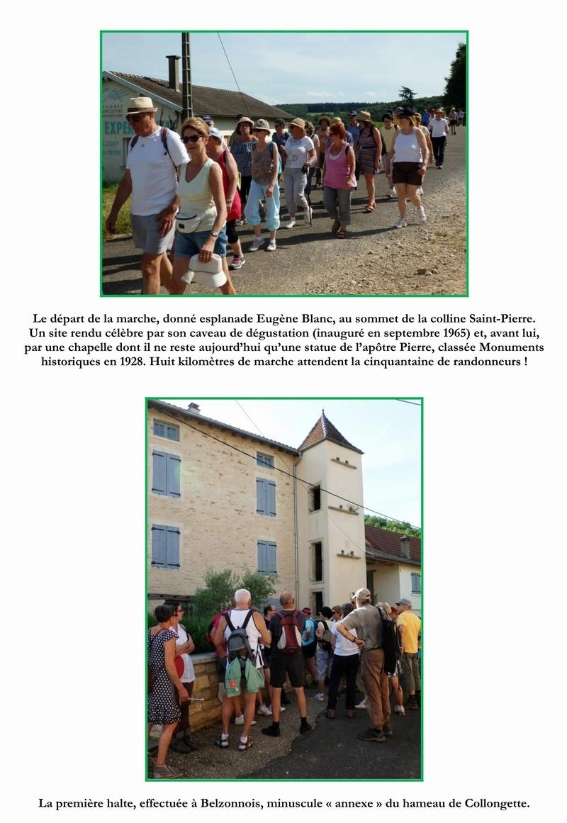 """Lugny (71) : photos de la 4e marche du patrimoine (vendredi 8 juillet 2016) """"Les marcheurs incollables sur le patrimoine"""" (""""Le JSL"""" du mardi 12 juillet 2016) 02_cop10"""